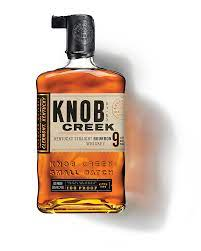 Knob Creek Kentucky Straight Bourbon Whiskey 9 Year 100 Proof